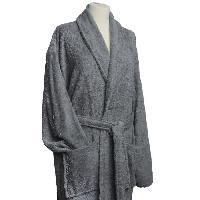 Peignoir - Sortie De Bain  (hors Puericulture) Peignoir de bain Classic 120x60 cm SM gris