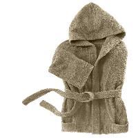 Peignoir - Sortie De Bain  (hors Puericulture) SANTENS Peignoir Cocooning Beige S