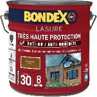 Peinture - Revetement Mur Sol Plafond BONDEX Lasure lasure ind 30 - 8 ans 2.5l