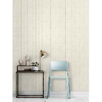 Peinture - Revetement Mur Sol Plafond MGC DECO Papier peint déco - 10x0.53 m - Blanc Aucune