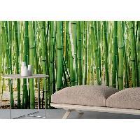 Peinture - Revetement Mur Sol Plafond MGC DECO Papier peint déco - 8.40x0.53 m - Vert Aucune