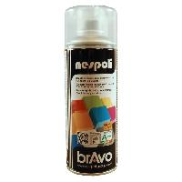 Peinture - Revetement Mur Sol Plafond NESPOLI Aérosol vernis incolore mat 400mL