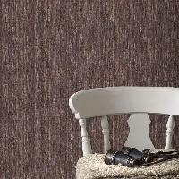 Peinture - Revetement Mur Sol Plafond Papier Peint Intissé Textile Bambou Rouge Bordeaux 10 m x 52 cm  Easy