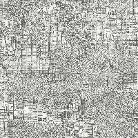 Peinture - Revetement Mur Sol Plafond Papier peint adhésif City Map - 5 x 0.53 metre - Aucune