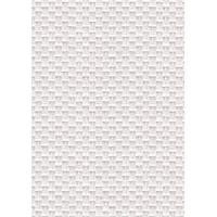 Peinture - Revetement Mur Sol Plafond Papier peint double largeur Tressage texturé blanc a peindre 104 cm x 10m vinyle intissé blanc Aucune