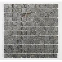 Peinture - Revetement Mur Sol Plafond U-TILE Mosaique en pierre naturelle 30 x 30 cm - carreau 2.5 x 2.5 cm - bronze ocean - Aucune