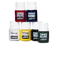 Peinture Acrylique Coffret 6 Flacons de Peinture Porcelaine 150 - 20ml x6