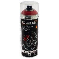 Peintures, Laques & Plastidip Bombe peinture etrier rouge resistante a la chaleur KolorDip
