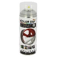 Peintures, Laques & Plastidip Bombe peinture finition aluminium perle metallique - Spray 400ml KolorDip