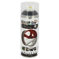 Peintures, Laques & Plastidip Bombe peinture finition noir metallique - Spray 400ml KolorDip