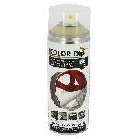 Peintures, Laques & Plastidip Bombe peinture finition or perle metallique - Spray 400ml KolorDip
