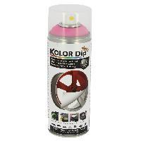 Peintures, Laques & Plastidip Bombe peinture finition rose fluo - Spray 400ml - KolorDip