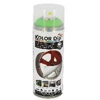 Peintures, Laques & Plastidip Bombe peinture finition vert fluo - Spray 400ml - KolorDip