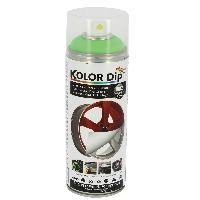 Peintures, Laques & Plastidip Bombe peinture finition vert fluo - Spray 400ml KolorDip