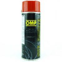 Peintures, Laques & Plastidip Peinture Rouge Etriers Echappement - Resistante Haute Temperature 800 degres OMP