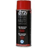 Peintures, Laques & Plastidip Peinture Rouge Etriers Echappement - Resistante Haute Temperature GT2I