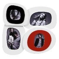 Pele-mele Photo IMAGINE Seventies Cadre multivues - 4 vues - 34x33 cm