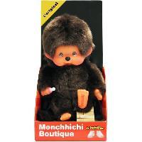 Peluche Bandai- MONCHHICHI - 20 cm l'original