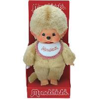 Peluche MONCHHICHI - Blond 20 cm