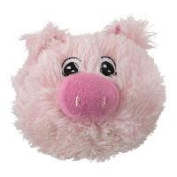 Peluche Peluche Balle cochon o 10 cm - Rose - Pour chien