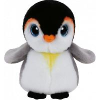 Peluche Peluche Pango Le Pingouin 15cm - Beanie Boos