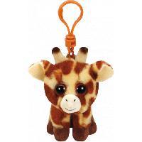 Peluche Peluche Peaches La Girafe Clip - Beanie Boos