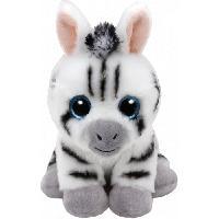 Peluche Peluche Stripes Le Zebre 15cm - Beanie Boos