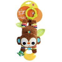 Peluche Singe en peluche Banana Tantrum Monkey