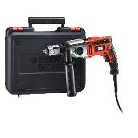 Perceuse BLACK et DECKER Perceuse a percussion KR1102K 1100W