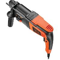 Perceuse BLACK et DECKER Perforateur pneumatique - 550 watts Black Connect