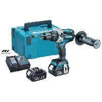 Perceuse MAKITA Perceuse a percussion 2x18V 4Ah LI