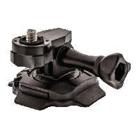 Perche - Support - Fixation CL-ACMK80 Kit de fixation pour Casque Action Camera Casque 360 degres