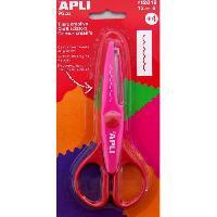 Perforatrice Decorative - Poincon APPLI Ciseaux créatifs - Dents - 13 cm Apli