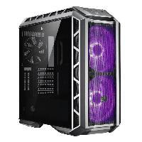 Peripherique Pc COOLER MASTER Boîtier PC MasterCase H500P Mesh et White Edition