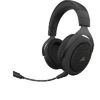 Peripherique Pc CORSAIR Casque Gamer HS70 PRO WIRELESS - Sans Fil - Carbone (CA-9011211-EU)