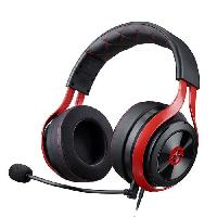 Peripherique Pc LUCIDSOUND  Casque Gaming Esport Stereo LS25 pour PS4 XBOX PC MOBILE