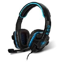 Peripherique Pc Spirit of gamer casque Xpert H2