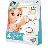 Perle - Bijoux - Badge BUKI FRANCE Bracelets enroules