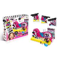 Perle - Bijoux - Badge CANAL TOYS - ONLY 4 GIRLS - Tape Machine