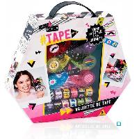 Perle - Bijoux - Badge CANAL TOYS - ONLY FOR GIRLS Valisette de Tape