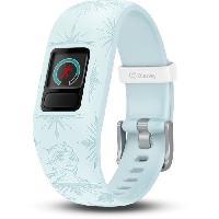 Perle - Bijoux - Badge Garmin vivofit jr2 - Bracelet d'activite pour enfants - La Reine des Neiges - Elsa