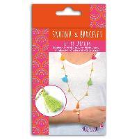 Perle - Bijoux - Badge TOGA Kit Bijoux Bollywood