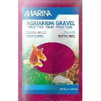 Perle - Bille De Verre - Gravier - Rocher - Pierre Pour Quarium - Terrarium - Vivarium Sable aquarium 1 kg - Rose fonce - Pour poisson