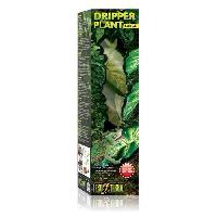 Perle - Bille De Verre - Gravier - Rocher - Pierre Pour Quarium - Terrarium - Vivarium Water Dripper Plant Large - Exo Terra