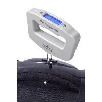 Pese-bagage Balance Electronique Pese Bagages Gris