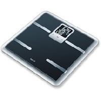 Pese-personne - Impedancemetre - Balance BG40 Noir
