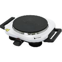 Petit Appareil De Cuisson BLACKPEAR BHP 001 Plaque de cuisson - 1 feu - 1500 W - Blanc