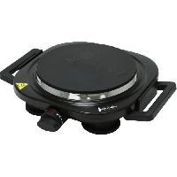 Petit Appareil De Cuisson BLACKPEAR BHP 003 Plaque de cuisson - 1 feu - 1500 W - Noir