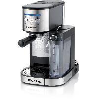 Petit Dejeuner - Cafe ARIETE 1384 Cremissima Machine espresso + dosette ESE - Fonction Café Latte + Cappucino - Puissance 1470 W - 15 bars