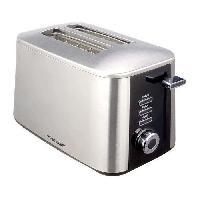 Petit Dejeuner - Cafe ARTHUR MARTIN AMP199 Grille pain - Inox  - Turbo - 1750W